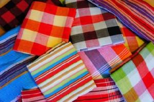 Pah Kah Mah - Thai Traditional fabric